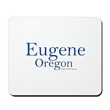 Eugene, OR Mousepad