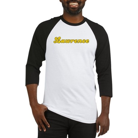 Retro Lawrence (Gold) Baseball Jersey