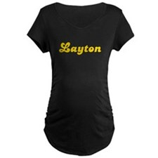 Retro Layton (Gold) T-Shirt