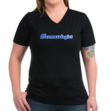 Retro Dermatologist (Blue) Shirt