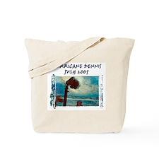 Hurricane Dennis Photo Tote Bag
