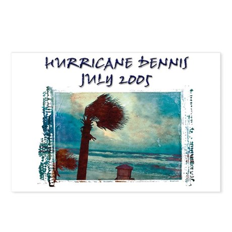 Hurricane Dennis Photo Postcards (Package of 8)