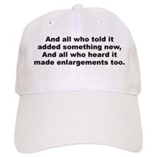 Cool Alexander pope Baseball Cap