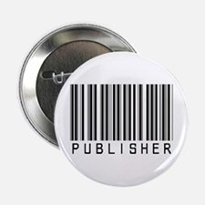 """Publisher Barcode 2.25"""" Button"""