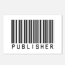 Publisher Barcode Postcards (Package of 8)