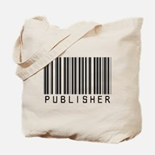 Publisher Barcode Tote Bag