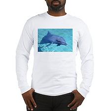 Serenity Dolphin Long Sleeve T-Shirt