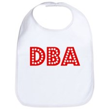 Retro DBA (Red) Bib
