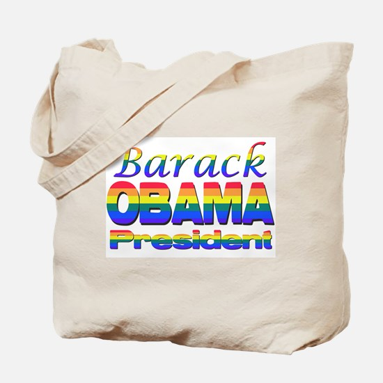 Gays for Obama Tote Bag