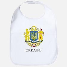 Ukraine Coat of Arms Bib