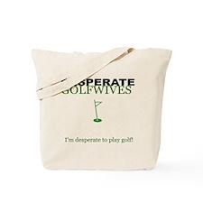 Desperate Golfwives- Golf Tote Bag