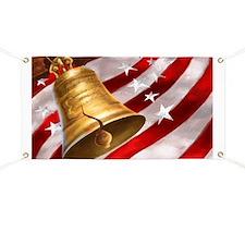 Liberty Bell Banner