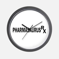 Pharm RX Wall Clock