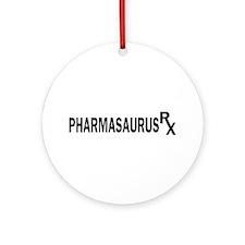 Pharm RX Ornament (Round)