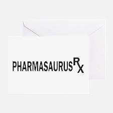 Pharm RX Greeting Card