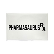 Pharm RX Rectangle Magnet