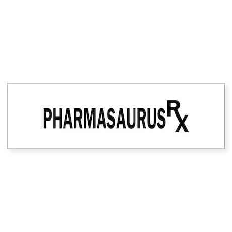 Pharm RX Bumper Sticker