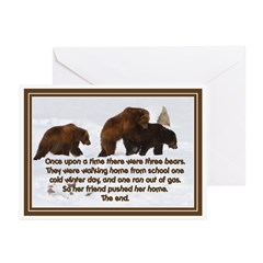 Out Of Gas Greeting Cards (Pk of 10)