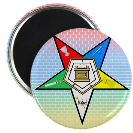 Order of the Eastern Star Magnet