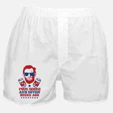 Funny Beer Boxer Shorts
