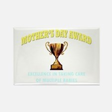 Mother's Day Award Rectangle Magnet