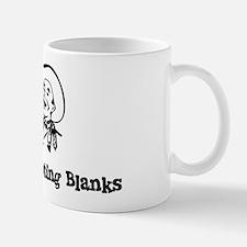Happily Shooting Blanks Small Small Mug