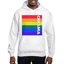 Gays for Obama Hoodie