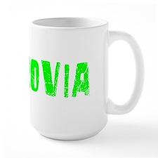 Monrovia Faded (Green) Mug