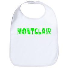 Montclair Faded (Green) Bib