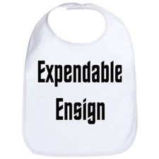 Expendable Ensign (Star Trek) Bib
