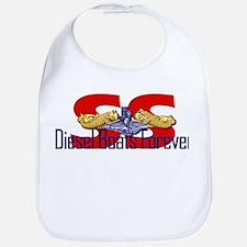 SS--Diesel Boats Forever Bib