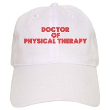 Retro Doctor of P.. (Red) Baseball Cap