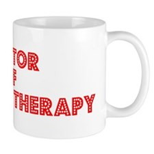Retro Doctor of P.. (Red) Mug