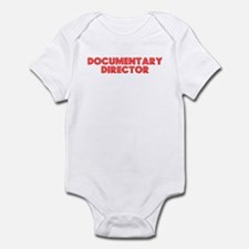 Retro Documentary.. (Red) Infant Bodysuit