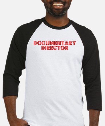 Retro Documentary.. (Red) Baseball Jersey