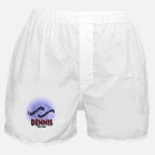 I Survived Hurricane Dennis Boxer Shorts