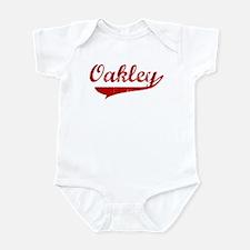 Oakley (red vintage) Infant Bodysuit
