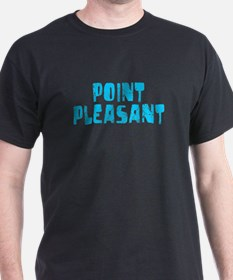 Point Pleasant Faded (Blue) T-Shirt