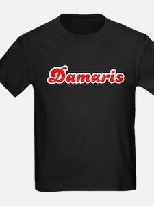 Retro Damaris (Red) T