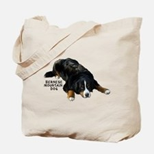 Bernese Rug Pose - Tote Bag