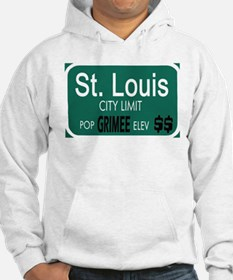 St. Louis -- T-SHIRTS Jumper Hoody