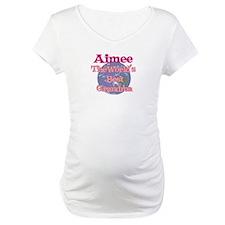 Aimee - Best Grandma in the W Shirt