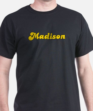 Retro Madison (Gold) T-Shirt