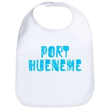 Port Hueneme Faded (Blue) Bib