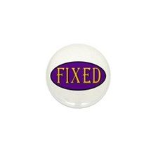 Fixed Mini Button (10 pack)