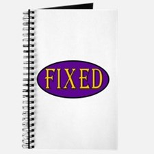Fixed Journal