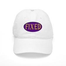 Fixed Baseball Cap
