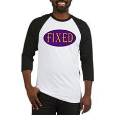 Fixed Baseball Jersey