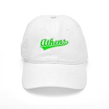 Retro Athens (Green) Baseball Cap