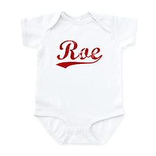 Roe (red vintage) Infant Bodysuit